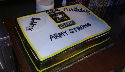 239th Army Celebration Party
