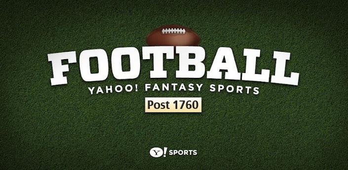 Post 1760 Fantasy Football