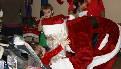 Auxiliary of VFW Children's Christmas Party