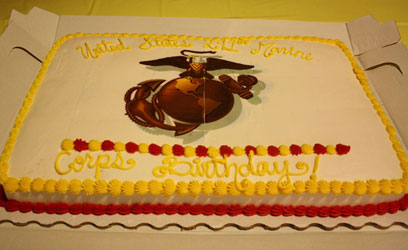 U.S. Marine Corps Birthday Celebration