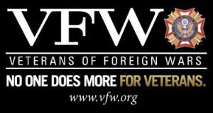 VFW text logo